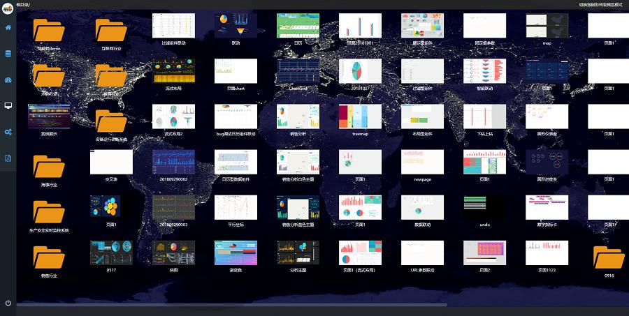 分享8款开源的数据可视化工具,有一款特别适合你